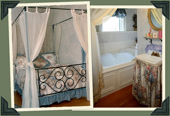 Relax at our historic Wisconsin bed and breakfast