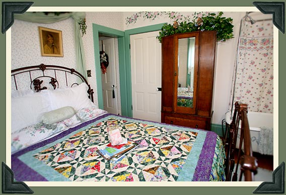 Escape to our cozy Wisconsin bed and breakfast