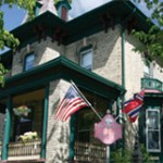 Escape to our historic and romantic Wisconsin bed and breakfast