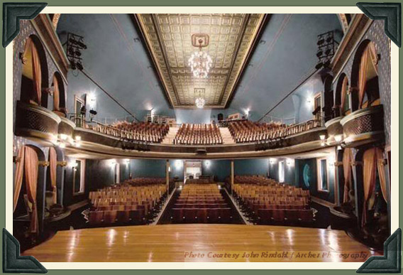 Stoughton Opera House, Wisconsin